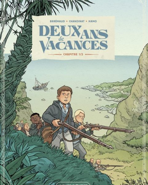 DEUX ANS DE VACANCES T.1