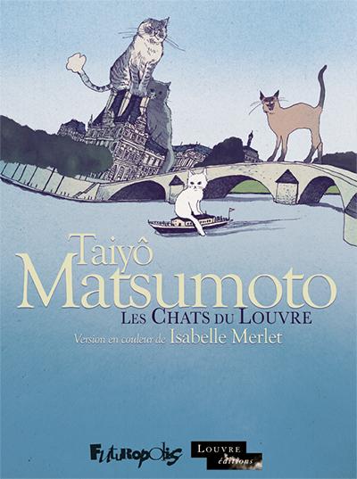 Les chats du Louvre I et II version en couleur