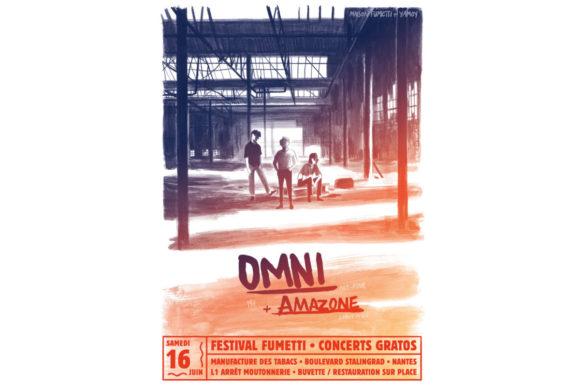 Omni + Amazone