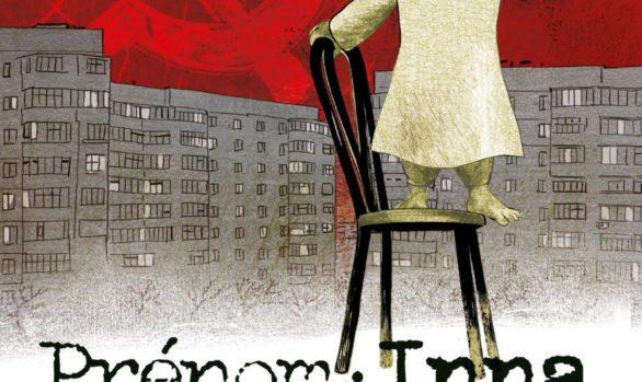Prénom : INNA - une enfance ukrainienne